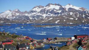 """Videos: Trump reconoce estar """"estratégicamente"""" interesado en Groenlandia"""