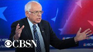 Cerrada lucha de aspirantes presidenciales demócratas: Sanders, al frente en sondeo de Boston Globe y la Universidad Suffolk