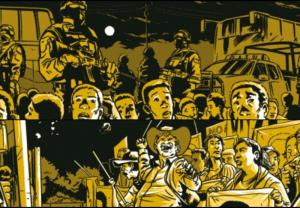 ¡Vivos se los llevaron! Una novela gráfica narra la noche del 26 de septiembre en Iguala