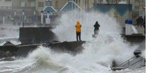 Norte de Europa, paralizado por Ciara, la mayor tormenta del siglo en el Viejo Continente