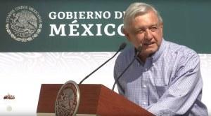 """Video: En México había una """"una gran transa"""" y tenía el aval del Ejecutivo: AMLO"""