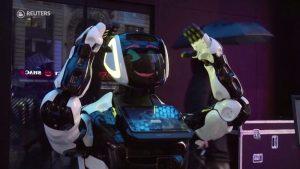 Video: Promobot, el robot que ayuda a detectar el coronavirus COVID-19