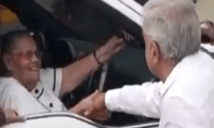 """Video: 'El Chapo' pidió """"no dañar al presidente"""" López Obrador durante su visita a Sinaloa, según su abogado"""