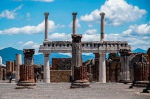 Reabre el sitio arqueológico de Pompeya tras cierre por coronavirus