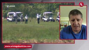 Video: EU, cerca de llegar a 100 mil fallecidos por Covid-19, mientras Trump juega golf