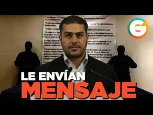 Encapuchados difunden video para amenazar a García Harfuch. Detienen a otros 2 que atentaron contra él