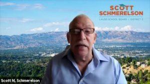 Video: Scott Schmerelson, defensor de la educación pública, por su reelección en el distrito 3 de LAUSD: 40 años en el magisterio y 5 años en la Junta Educativa