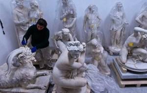 La muestra 'Los mármoles Torlonia', el mayor acopio privado de arte antiguo