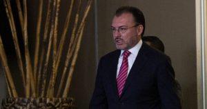 La Unidad de Inteligencia Financiera investiga a Videgaray por presunta corrupción; Santiago Nieto: ya se recaba información