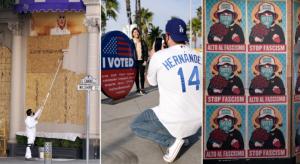 Resultados elecciones Los Ángeles 2020