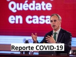 #EnVivo: Reporte diario sobre COVID-19 en México. 14 de abril