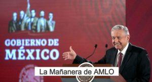 #EnVivo; La Mañanera de AMLO. 12 de mayo.