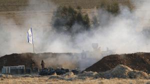 Video: Ofensiva sobre Gaza aún no acaba: Netanyahu; van más de 120 muertos