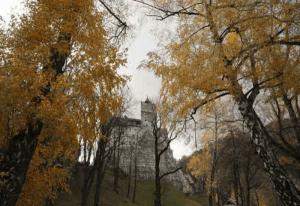 El castillo de Drácula ahora es centro de vacunación