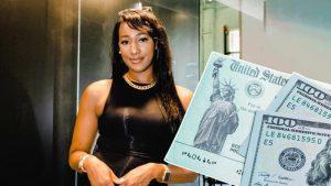 Ellie Diop: de desempleada a dueña de empresa millonaria con el cheque de estímulo económico de 1,200 dólares