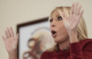 La Fiscalía de México puede detener a Laura Bozzo