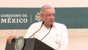 AMLO reitera demanda a EU para desarrollar el sureste mexicano y Centroamérica a fin de abatir la migración