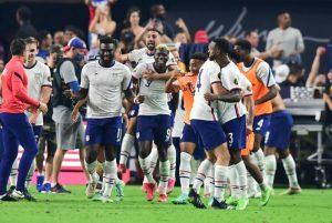 Con equipo alterno, EU derrotó a México 1-0 y se coronó campeón de la Copa Oro