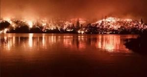 Anuncian el cierre de todos los bosques nacionales en California, justo antes del fin de semana feriado