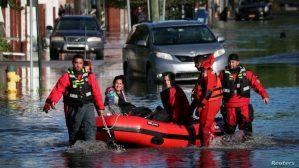 Video: Inundaciones históricas en EU por 'Ida'; al menos 46 muertos