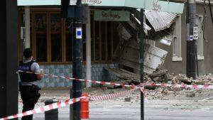Videos  Terremoto de 5,9 en Australia. No hay amenaza de tsunami