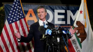 Newsom proclama su victoria y arremete contra Trump y los republicanos que quisieron derrocarlo