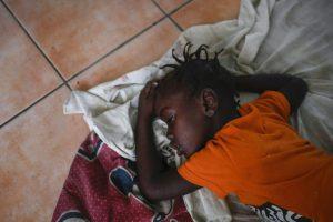 En Haití, la falta de agua amenaza la salud de 540 mil niños: Unicef