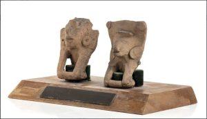 Carabineros detienen subasta de piezas arqueológicas mexicanas en Roma