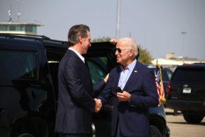 Biden apoya a California para enfrentar incendios forestales