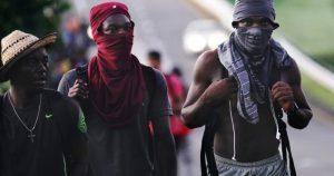 Videos: Migrantes haitianos en la encrucijada:México no los deja avanzar ni los asila con celeridad y EU no les permite entrar
