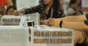 Video: El gobierno mexicano impulsará el voto de connacionales que viven en el extranjero