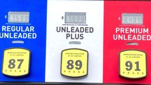 Hasta ocho dólares por galón en Gorda, California