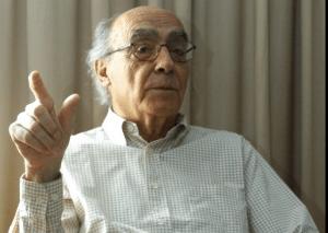 Publican 'La viuda', novela inédita en español de José Saramago