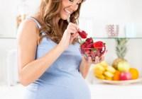 Menú para embarazadas – La dieta Saludable