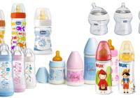 El mejor Biberón y tetina para tu bebé