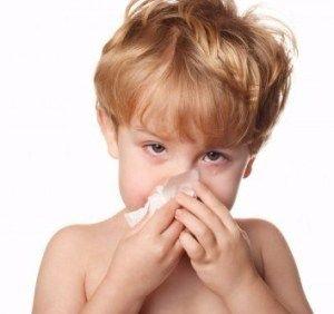 La Gripe en niños
