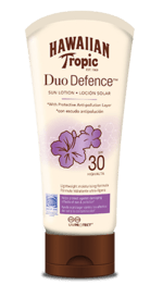 Hawaiian Tropic duo defender