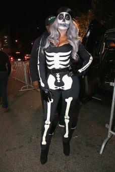 La-La Anthony-Skeleton