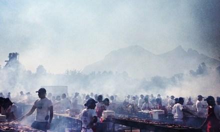 El récord mundial Guinness por la carne asada más grande del mundo es para México