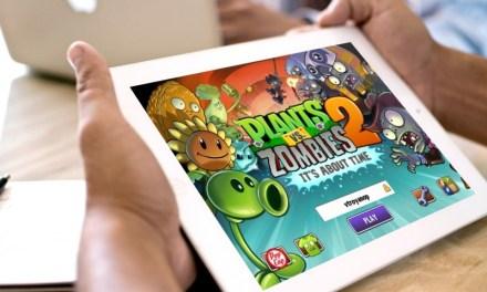 Plants vs Zombies 2 gratis en la AppStore