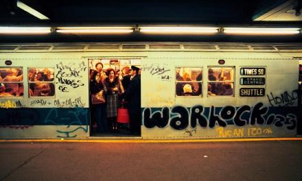 Jon Naar: El Graffiti en el paisaje urbano.
