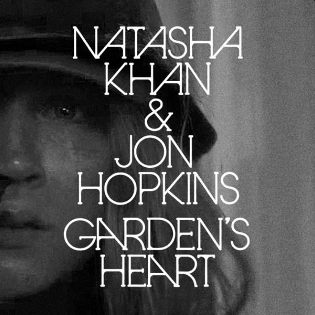 "Natasha Khan & Jon Hopkins ""Garden's Heart"""