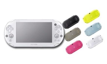 Nuevo PlayStation Vita el 10 de octubre