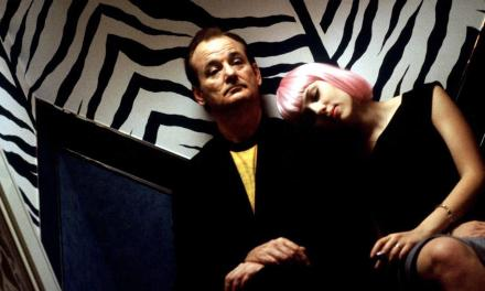 Lost in Translation de Sofia Coppola.