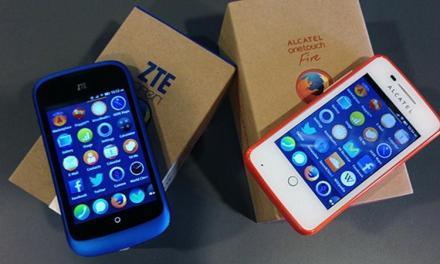 Lanza Firefox OS smartphones de bajo costo en México
