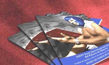 Checa la cobertura de Panóptico Social en la Feria del Libro del Palacio de Minería