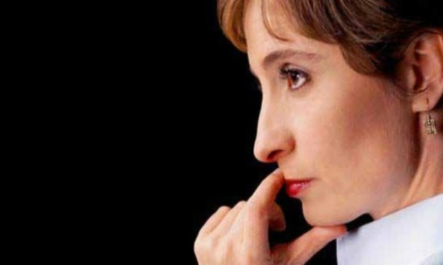 Carmen Aristegui o la perseverancia como bandera de lucha