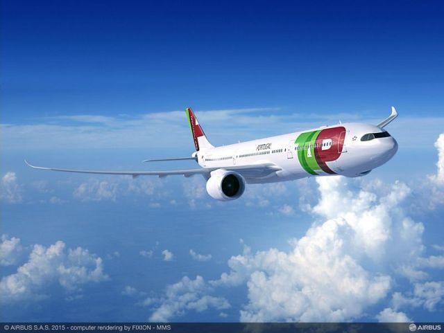 TAP signe pour quatre A330neo et un A320neo avec ALC