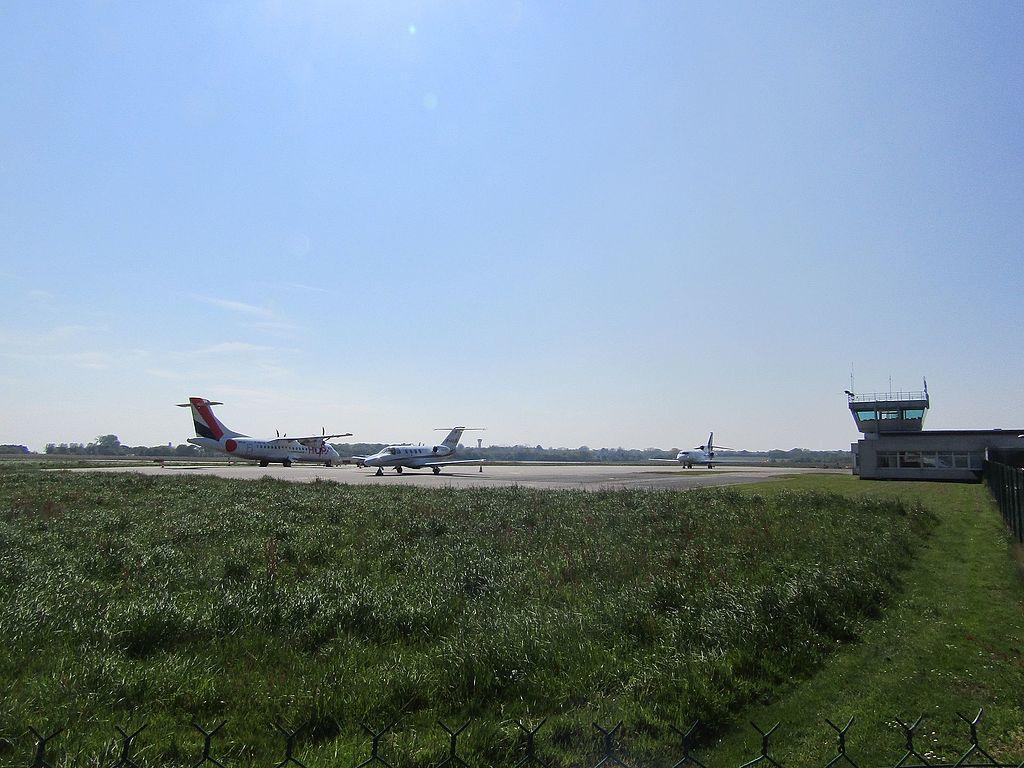 L'aéroport de Lannion veut maintenir sa liaison avec Paris