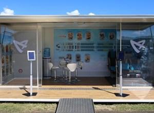 La Réunion : Air Austral ouvre une agence mobile